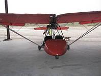 Двухместный американский самолет Quicksilver MXII - самый доступный самолет