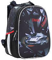 "ранец SchoolCase Mini ""Crash Car"", 2 отд., 35 * 27 * 16см, PL, 2109C, CLASS"