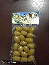 Оливки Греция 200г вакуум