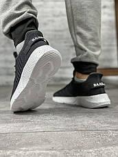Кросівки чоловічі 10452, BaaS Ploa темно-сірі, [ 42 43 44 ] р. 42-27,0 див., фото 3