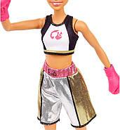 Лялька Барбі Професії Боксерка Barbie I Can Be GJL64, фото 4