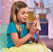 Кукла Barbie Dreamtopia Барбі Дрімтопія Мерехтлива русалочка Підводне сяйво GFL82, фото 3
