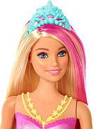 Кукла Barbie Dreamtopia Барбі Дрімтопія Мерехтлива русалочка Підводне сяйво GFL82, фото 4