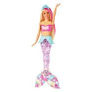 Кукла Barbie Dreamtopia Барбі Дрімтопія Мерехтлива русалочка Підводне сяйво GFL82, фото 7