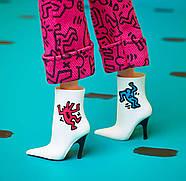 Колекційна лялька Барбі Кіт Харінг Х Barbie Signature Keith Haring X FXD87, фото 6