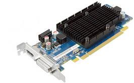Відеокарта Sapphire Radeon HD 5450 (1Gb)-PCI-E-DDR3- Б/В