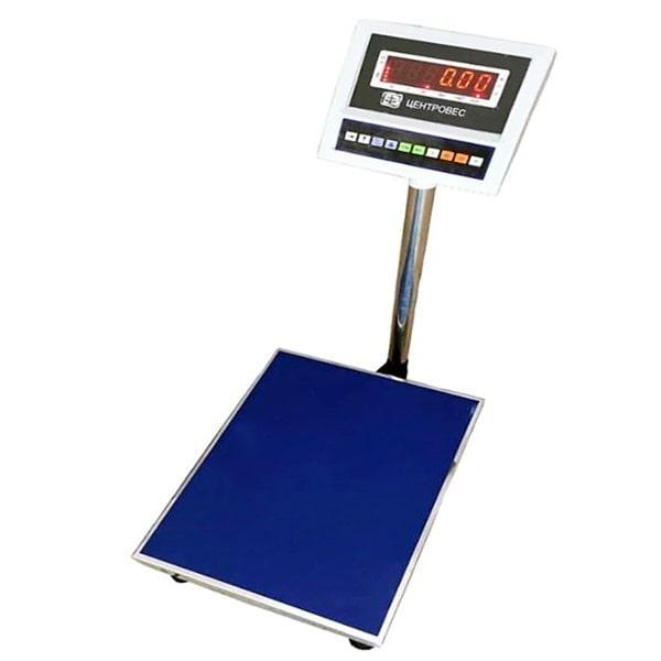 Весы товарные электронные ВПЕ-Центровес-405-150-СВ (150 кг)