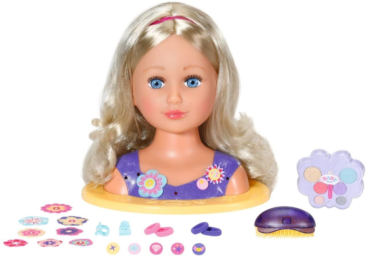 Кукла манекен Baby Born Беби Борн Модная сестричка с аксессуарами Zapf 825990