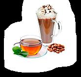 Кава, чай і какао