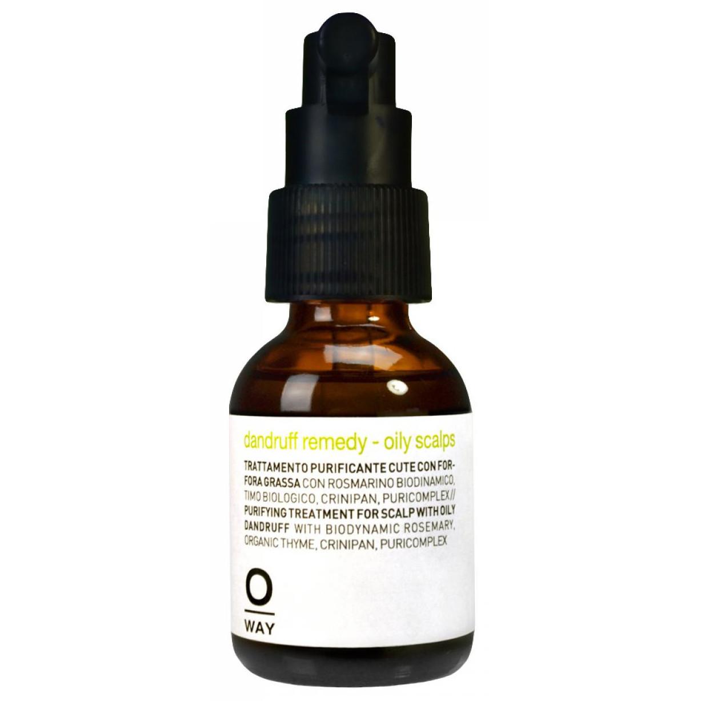 Средство от перхоти для жирной кожи головы Rolland Oway Purifying Dandruff Remedy Oily Scalps, 50 мл