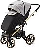 Детская универсальная коляска 2 в 1 Adamex Diego DW-500, фото 3