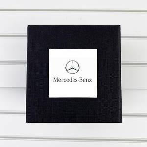 Коробочка для часов с логотипом Mercedes Black