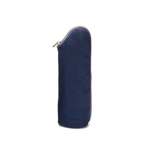 Термочехол для дитячих пляшечок темно-синій (16187)