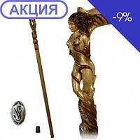 Дерев'яна тростина GC-Artis Fairy WP-012 (Лісова фея)