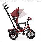Детский трехколесный велосипед, свободный ход, музыкальная панель, родительская ручка, M 3115HA-3L Turbo Trike, фото 2