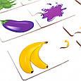 Дитяча розвиваюча гра-пазл «Якого кольору?» VT1804-29, 20 деталей, фото 3