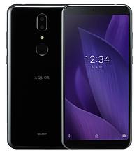 Комплект Sharp Aquos V (SH-C02) 4/64GB Black + чехол + пленка