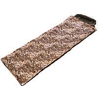 Спальний мішок-ковдра 300г на м2 (220*72 см) SY-4083, фото 1