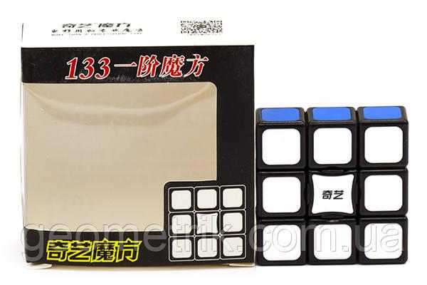 """Кубоид 1х3х3 """"133 cube"""" (чорний) (QiYi)"""