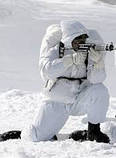 Маскхалат СРСР білий, Харків, фото 2