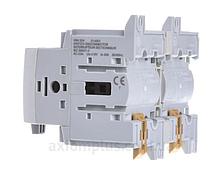 Выключатель напряжения (рубильник) поворотный Hager HIM404 I-0-II 40А 400/690В 4P 7м, фото 3