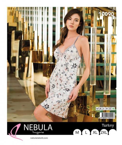 Сорочка жіноча віскоза NEBULA 10090