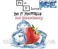 Набір для самозамісу Pro Flavors Ice Strawberry 100 мл