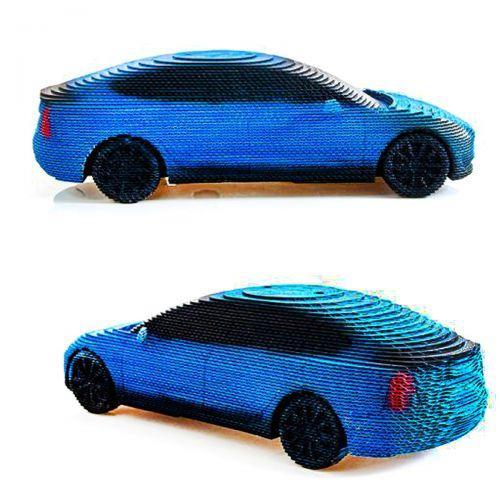 "3D пазл ""Tesla"" ALV-004"