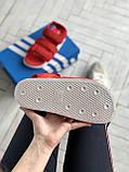 Босоножки женские Adidas Adilette Sandals Red, фото 5