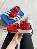 Босоножки женские Adidas Adilette Sandals Red, фото 3