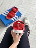 Босоножки женские Adidas Adilette Sandals Red, фото 2