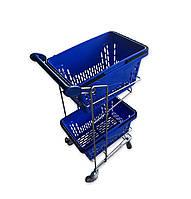 Тележка для корзин покупательских Damix Vario WKR XL