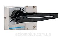 Выключатель напряжения (рубильник) поворотный Hager HA454 4P 250А, фото 2