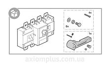 Выключатель напряжения (рубильник) поворотный Hager HA454 4P 250А, фото 3