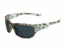 Сонцезахисні поляризаційні окуляри Delphin SG CAMOU / Floating