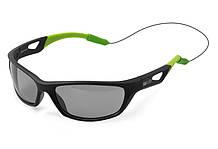 Сонцезахисні поляризаційні окуляри Delphin SG FLASH grey