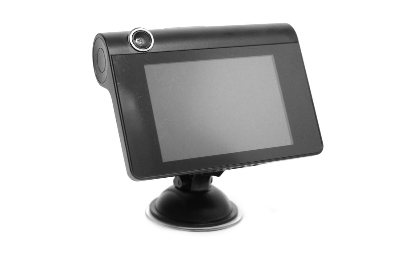 Автомобільний відео-реєстратор на 3 камери XH 202 + ПОДАРУНОК!