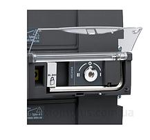 Выключатель напряжения (рубильник) поворотный АВР Hager HIC406A с мотоприводом, фото 2