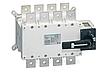 Вимикач напруги (рубильник) поворотний Hager HI458 до 2х300мм2