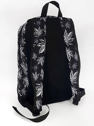 Рюкзак черно-белый, фото 2