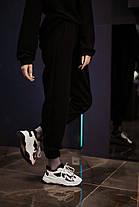 Штаны женские спортивные черные, фото 2