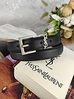 Модный женский ремень YSL Yves Saint Laurent (Ив сен Лоран)