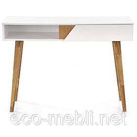 Письмовий,робочий  стіл KN-1 Halmar білий