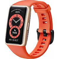Смарт-часы Huawei Band 6 Amber Sunrise (55026630)