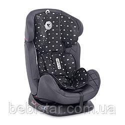 Автокресло Lorelli Galaxy (0-36 кг) для детей с рождения и до 12 лет Черный
