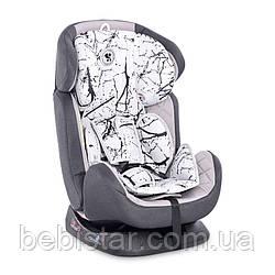 Автокресло Lorelli Galaxy (0-36 кг) для детей с рождения и до 12 лет Черный Светло-серый