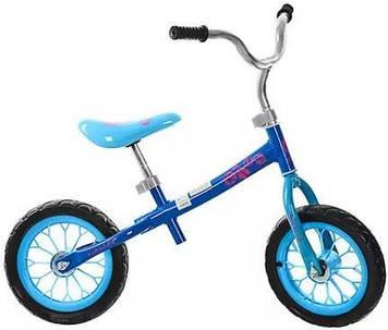 """Біговел дит. 12"""" колеса Eva,83х48х65см,блакитний,в кор-ці №M3255-2(1)"""
