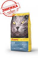 Корм Josera Cat Leger 10 кг для малоактивных, кастрированных котов и стерилизованных кошек