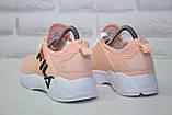 Жіночі літні кросівки сітка в стилі Fila, фото 4
