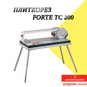 Плиткорез Forte TC 200 плиткоріз водяний